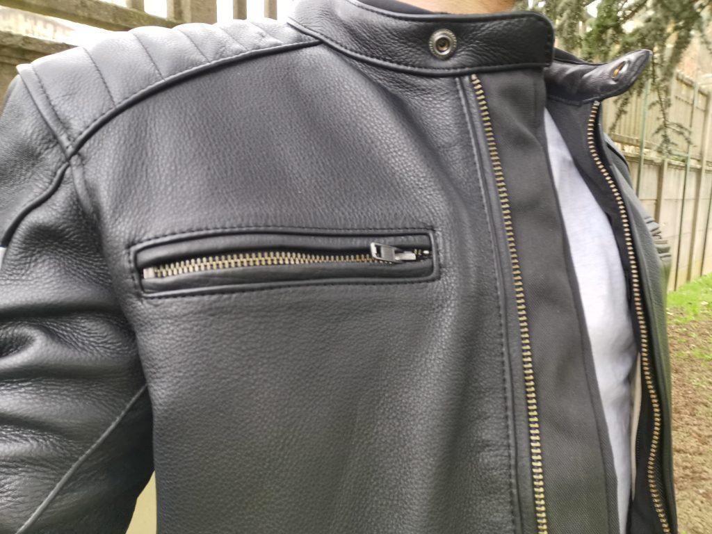 Segura Retro – poche poitrine Droite
