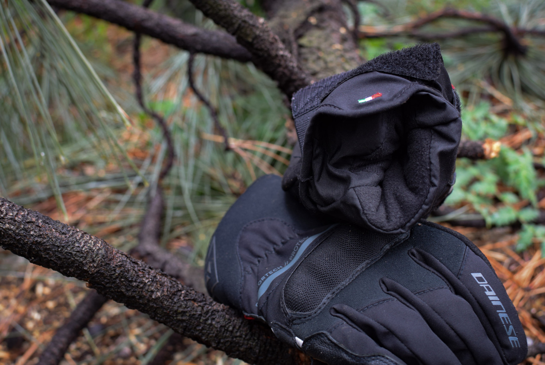 doublure thermique gants Dainese Aurora