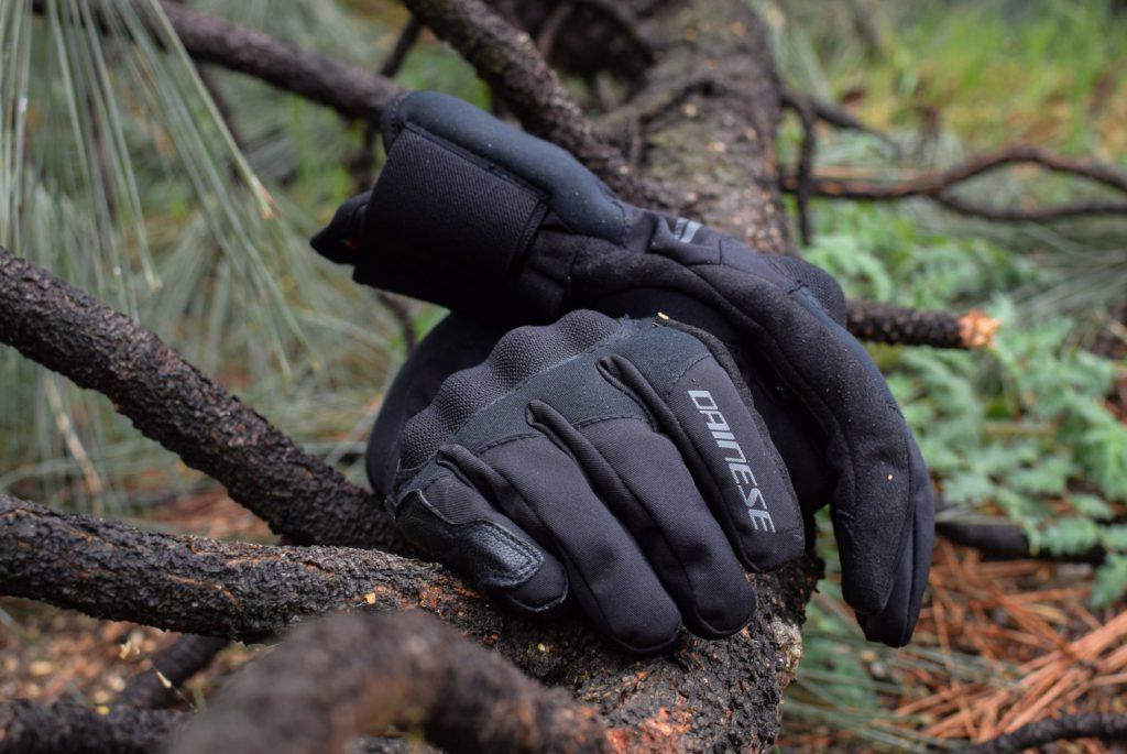 Essai des gants Dainese Aurora Lady