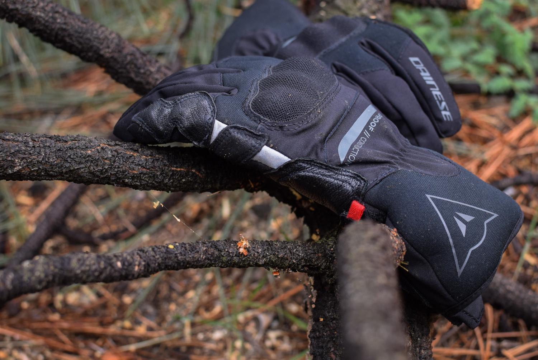 gants Dainese Aurora Lady à l'essai