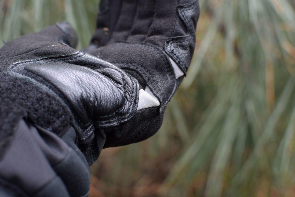 protection des gants Dainese Aurora Lady