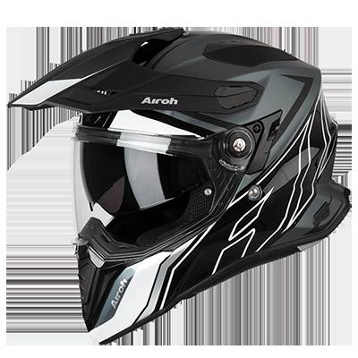 Essai du casque Airoh Commander 2020