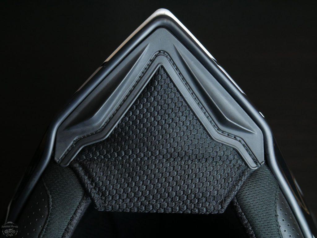 bavette du casque Airoh Commander
