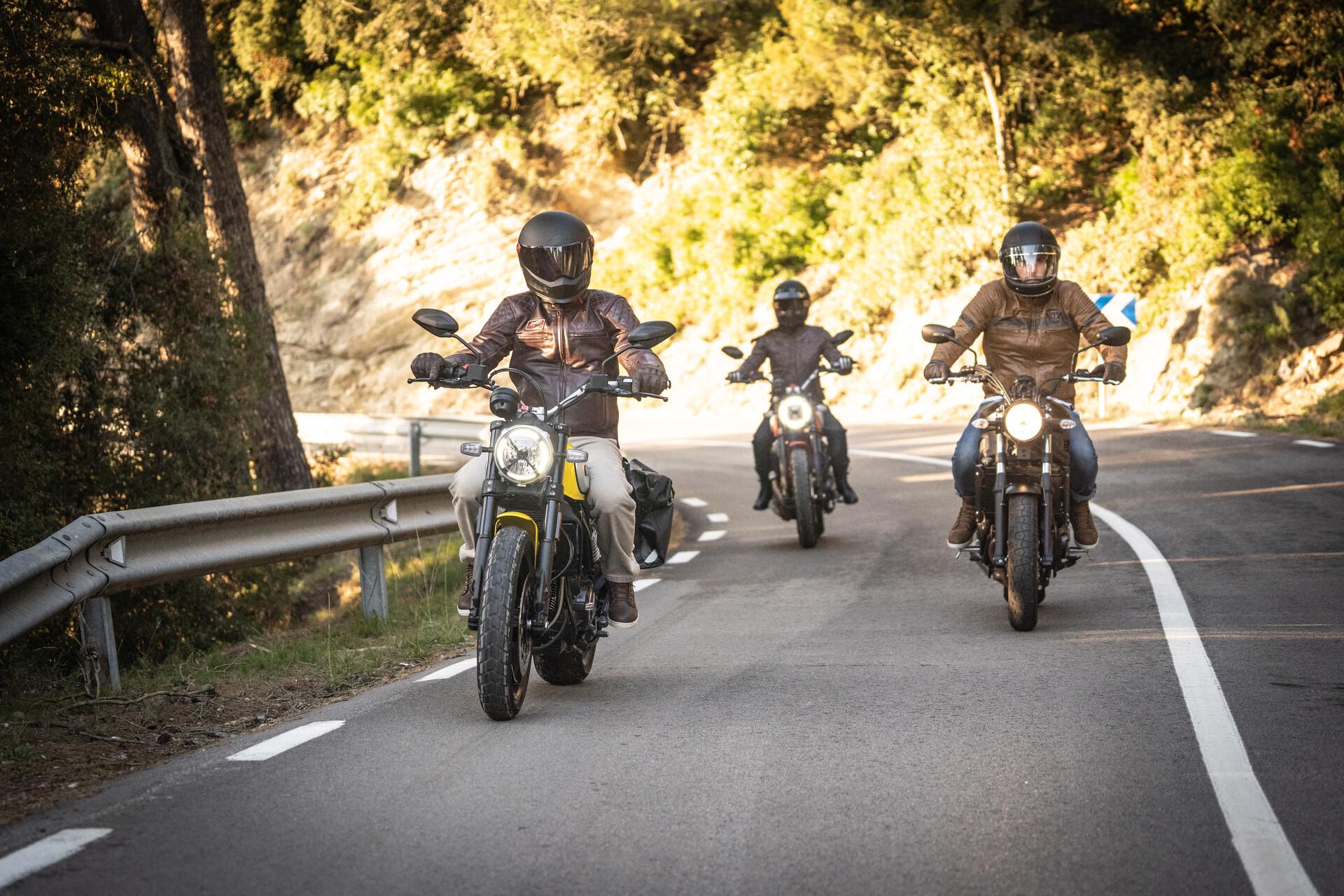 S'équiper pour rouler à la mi-saison Equipement_moto_mi-saison