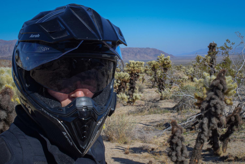 ventilations et poids plume pour le casque airoh commander carbon