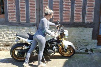 essai des sous-vêtements techniques Rev'it Airborne Ladies