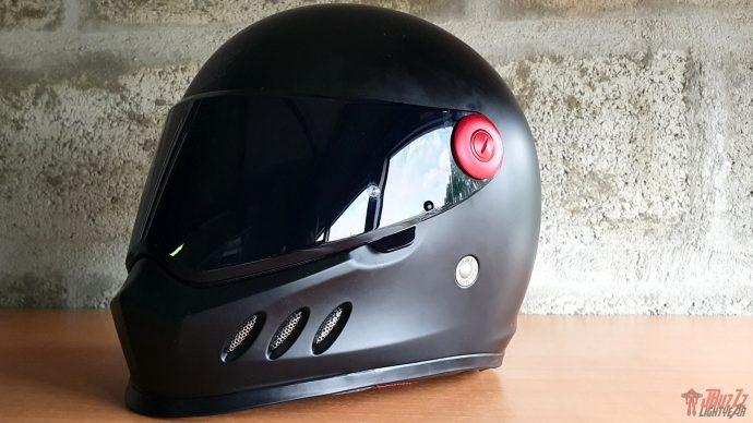 L'expertise Motoblouz aux commandes du casque Dexter Comando