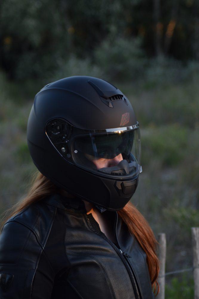Visière solaire du casque intégral Dexter Optimus