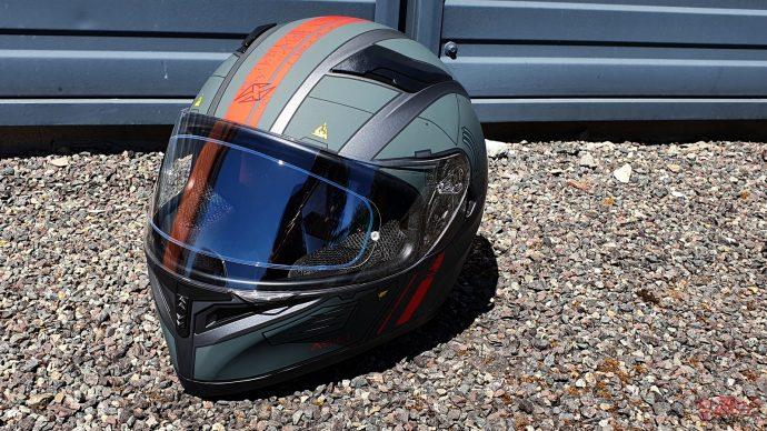 sécurité et équipement pour le casque Dexter Proton AS-01