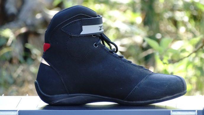 look et finition des baskets TCX Boots Blaze