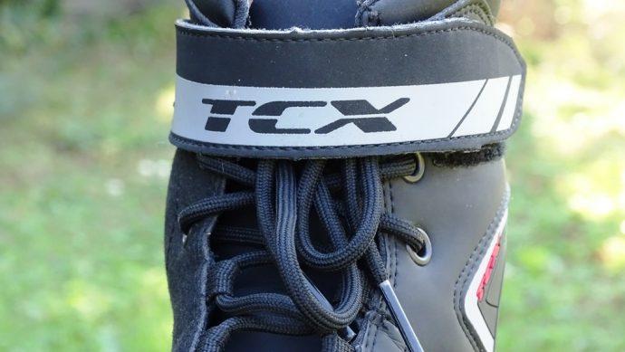 velcro sur baskets TCX Boots Blaze
