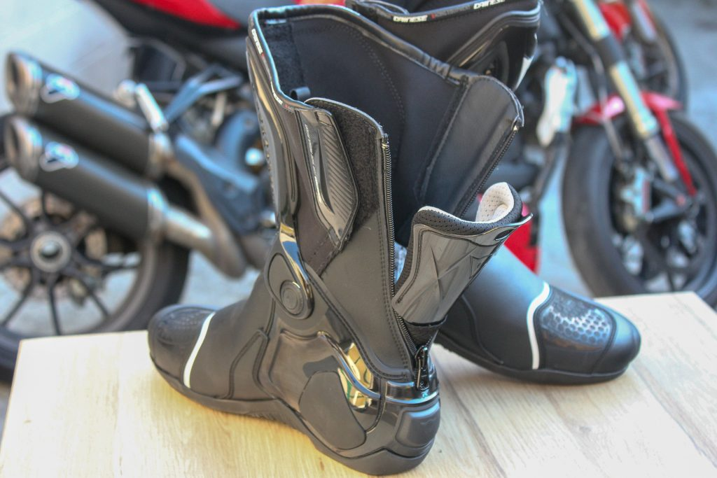 Dainese TR Course Out – enfillage facile