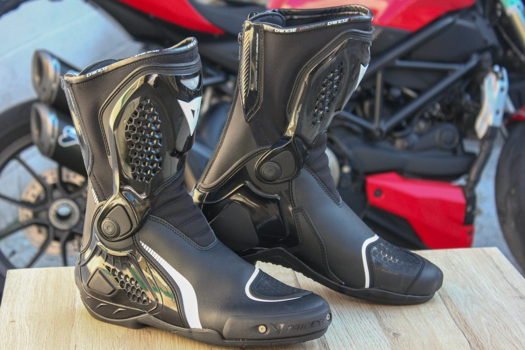 Dainese TR Course Out – essai complet ETR