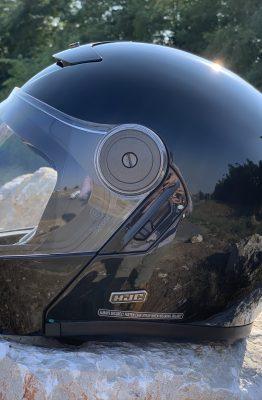 Profil du casque modulable HJC V90