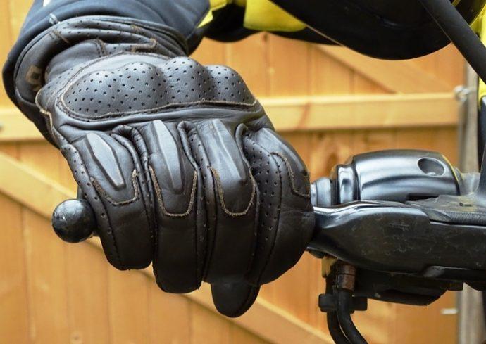 souplesse pour les gants DXR Halian Men CE