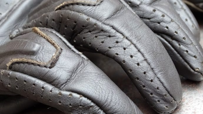 aérations des gants DXR été