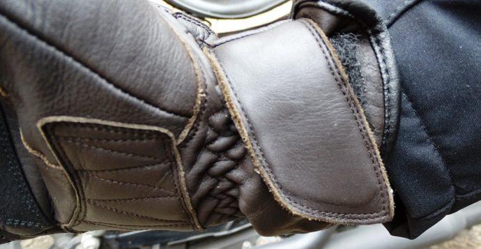 bande velcro pour fermeture des gants DXR