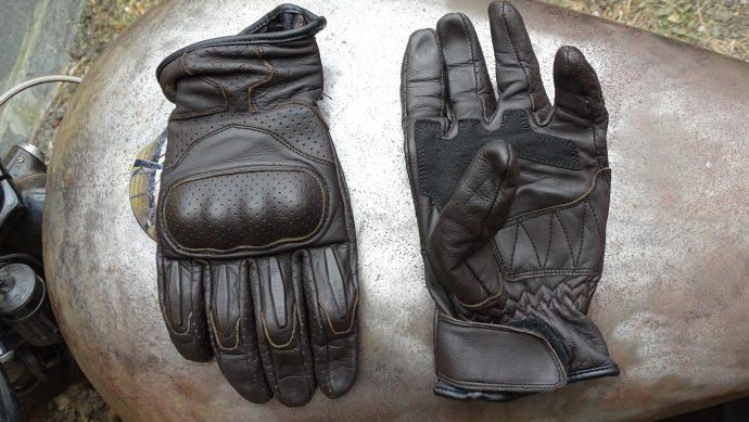 gants en cuir résistants DXR