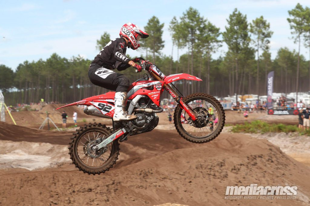 Championnat de France Elite MX1 2020