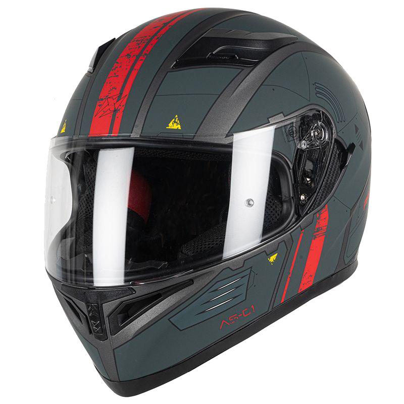 Essai du casque Dexter Proton AS-01