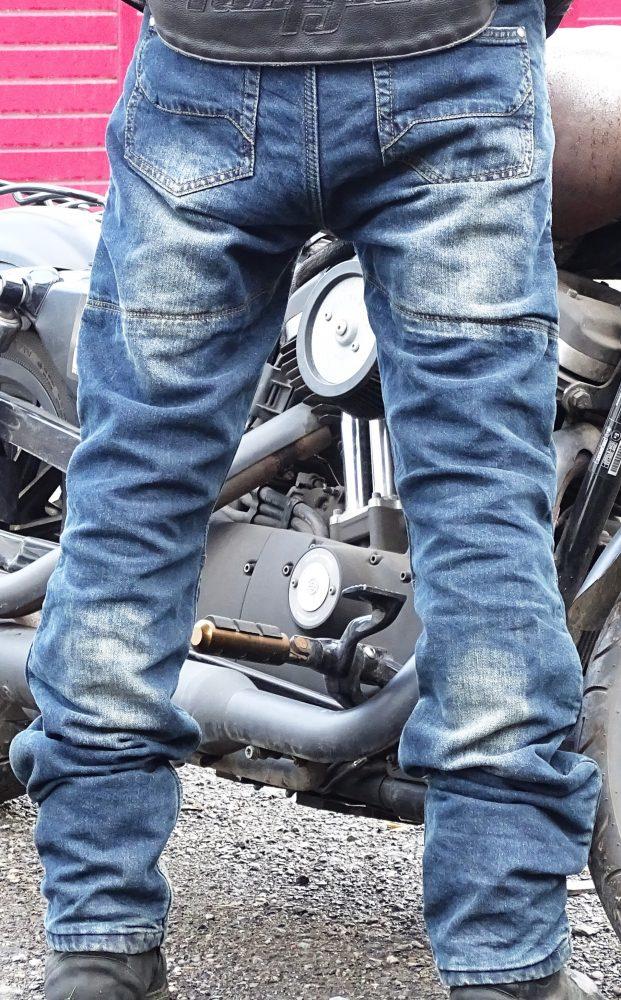 longueur et coupe du jean DXR badam