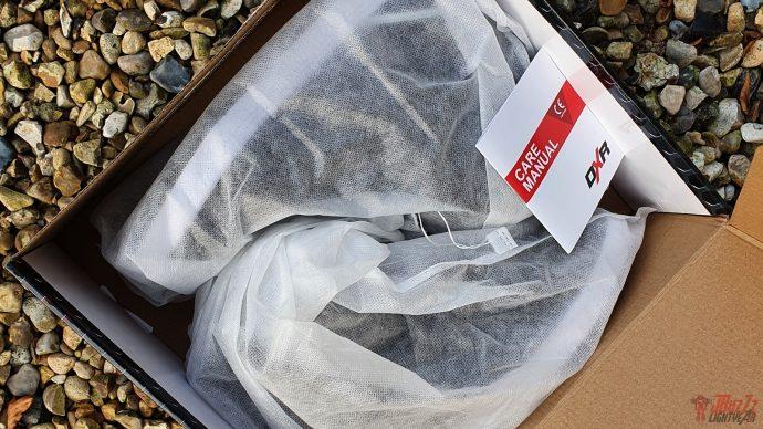 packaging soigné pour les baskets DXR Jordan