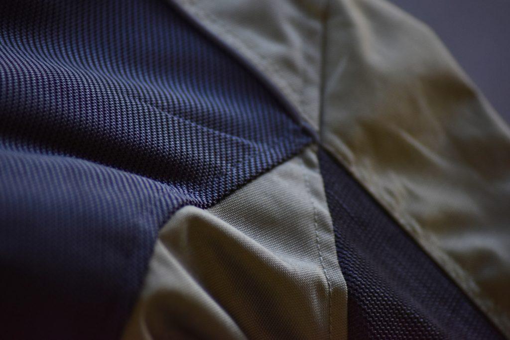 Blouson DXR R STREAM LADY CE : 3D mesh & polyester 600D