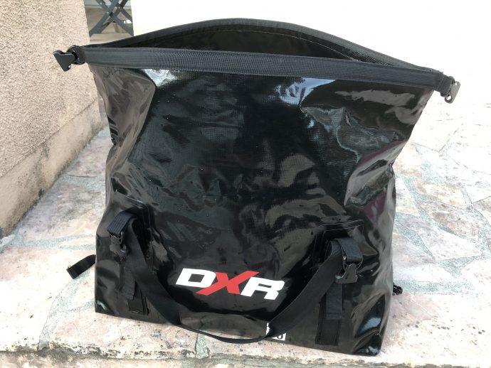 étanchéité de la sacoche de selle DXR Over-Dive