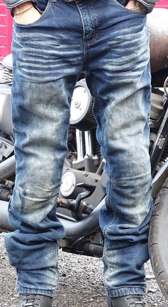 bonne finition pour le jean DXR Badam