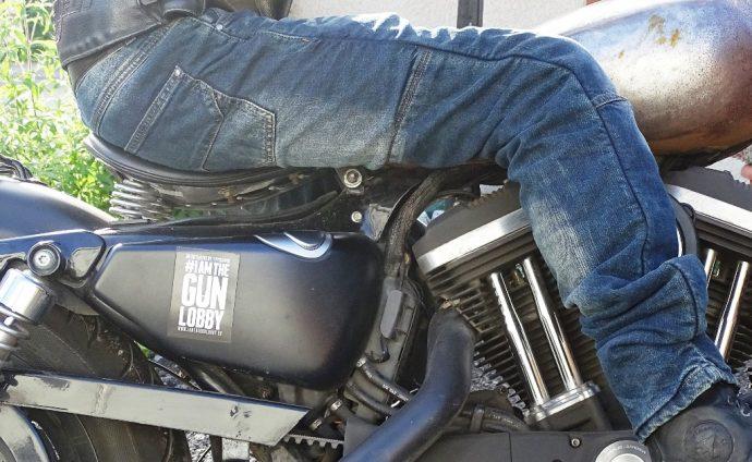 bon confort en route pour le jean DXR Badam
