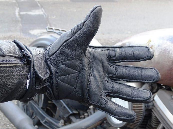 essai des gants DXR Millesime