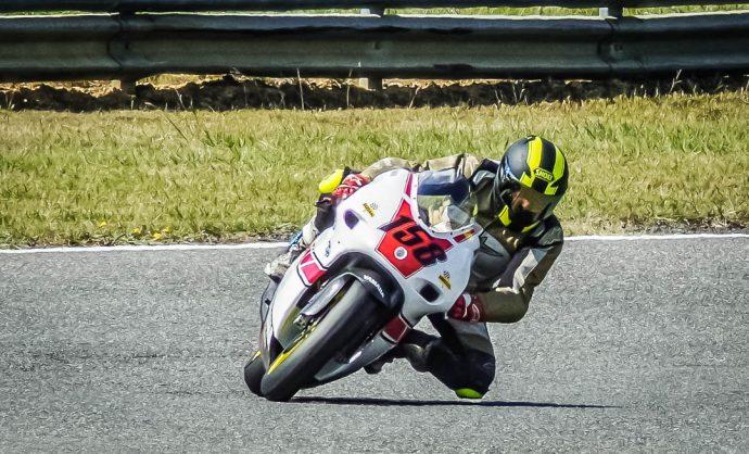 Cyril Guerinet au Klass GP Motoblouz