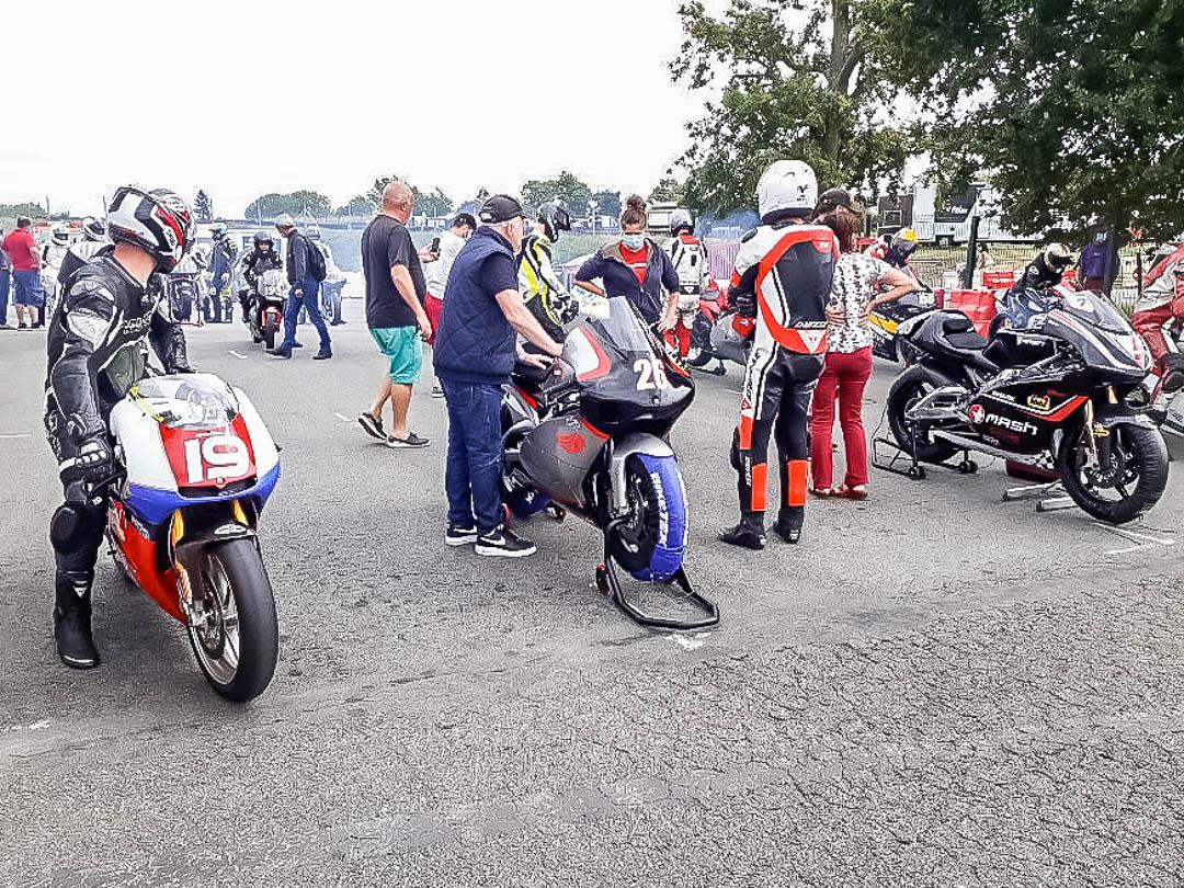 Klass GP Motoblouz