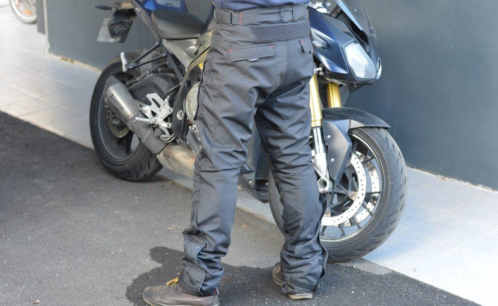 essai du pantalon DXR Jump Mesh Air