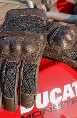 Essai gants DXR UpMan CE