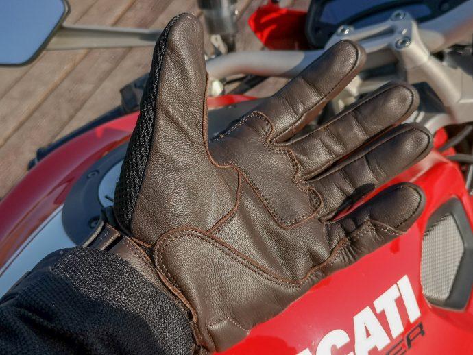 renfort des gants DXR UpMan