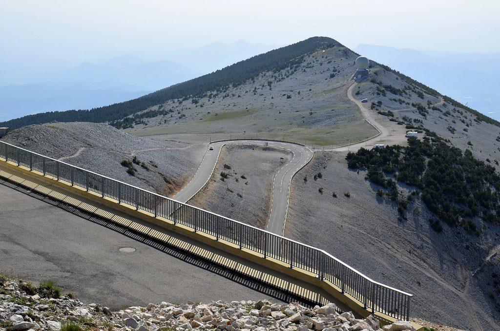 Col des Tempêtes Mont Ventoux