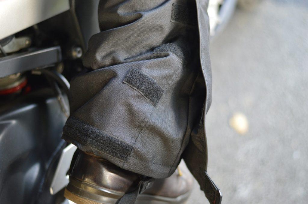 possibilités d'ajuster le pantalon DXR Jump Mesh Air
