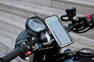 support magnétique pour smartphone Shapeheart