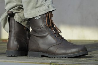 essai des chaussures DXR Asgeir