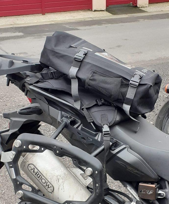bolsa para depósito o para sillín DXR Safari