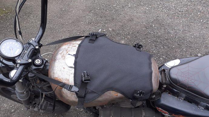 soporte de la bolsa sobredepósito DXR Safari