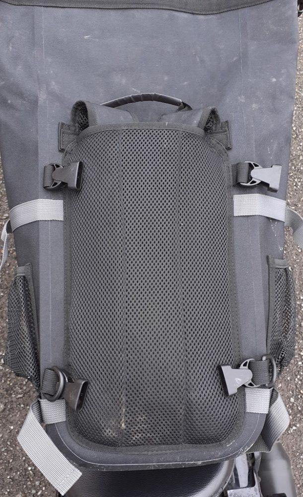 bolsa sobredepósito/mochila