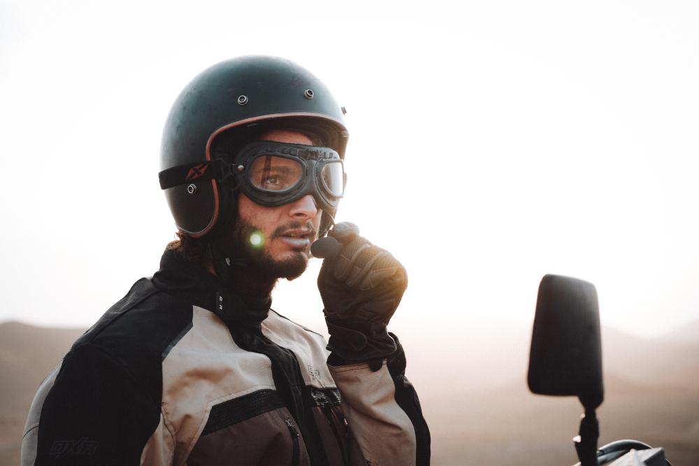 équipement DXR pour road trip