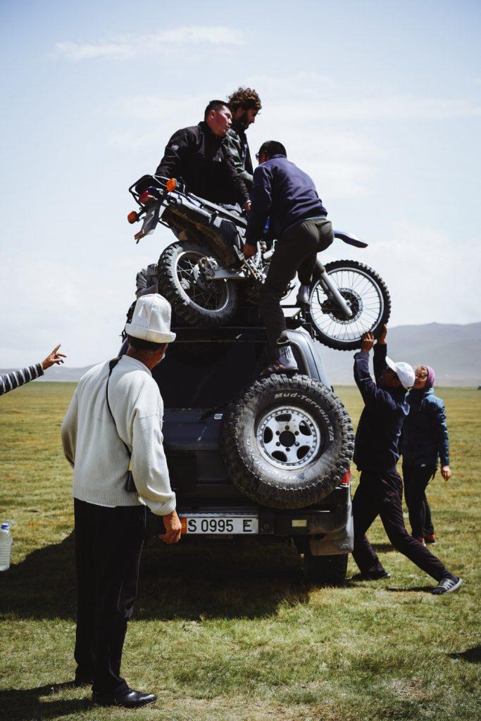 les imprévus en roadtrip moto