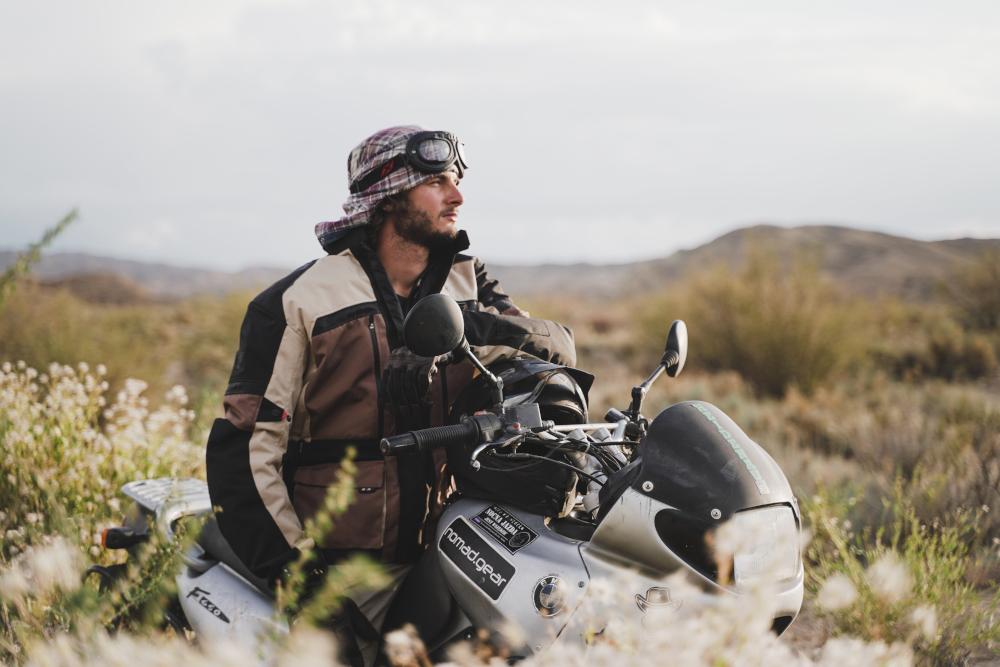 Kirghizistan à moto