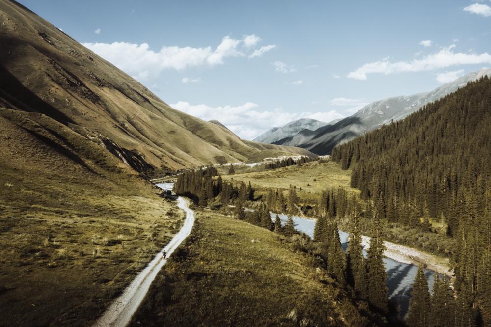Kirghizistan et nature inoubliable