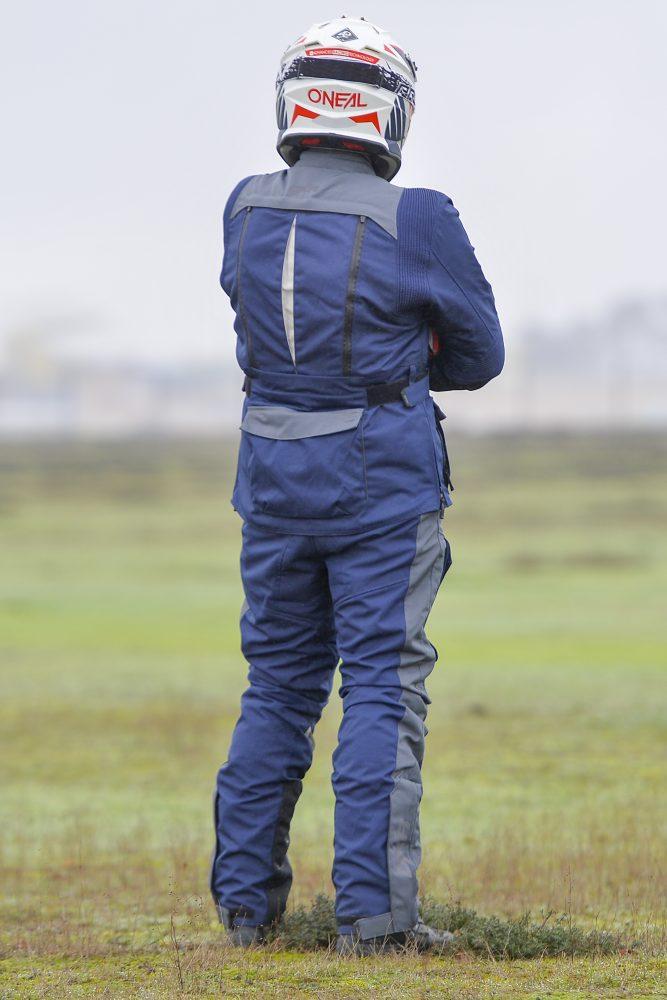 prueba de la chaqueta DXR Capetown