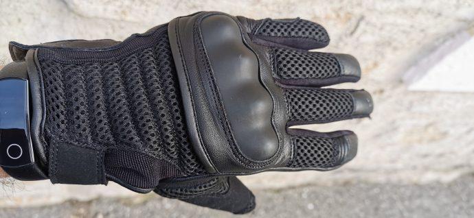 protection métacarpes des gants DXR Patok