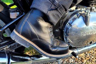 Essai des chaussures DXR Woody